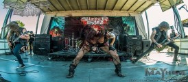 Jimmy Hiltula of Sister Sin Checks In From The Rockstar Energy Drink Mayhem Festival Tour