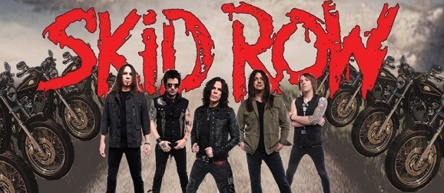 Concert Review – Skid Row – Harley Fest – Freedom Hill – Sterling Heights, MI 6/13/15