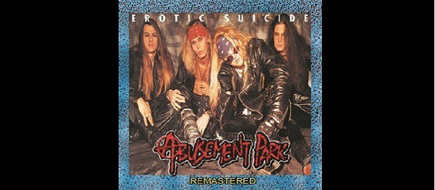 Album Review – Erotic Suicide – Abusement Park – Remastered