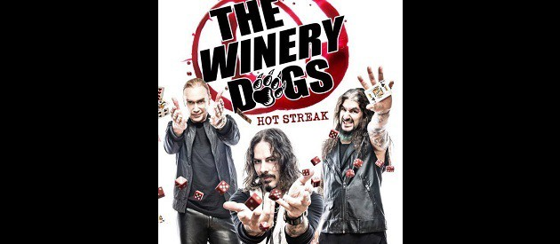 Album Review – The Winery Dogs – Hot Streak – Loud & Proud Records