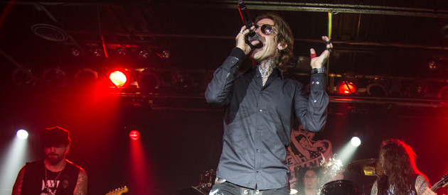 Buckcherry – The Machine Shop – Flint,  MI – 9/16/15