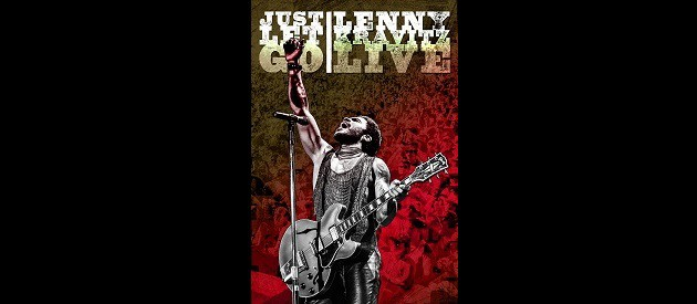 DVD Review – Just Let Go – Lenny Kravitz Live – Eagle Rock Entertainment