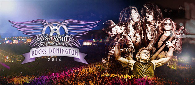 DVD Review – Aerosmith – Rocks Donington 2014 – Eagle Rock Entertainment