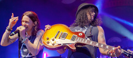 Slash: Featuring Myles Kennedy and The Conspirators – The Fillmore – Detroit, MI – 9/27/15