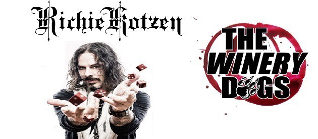 Interview with Richie Kotzen of The Winery Dogs