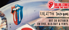 DVD Review – The Rolling Stones – From The Vault – Live At The Tokyo Dome 1990 – Eagle Rock Entertainment