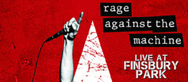DVD Review: Rage Against The Machine – 'Live at Finsbury Park' – Eagle Rock Entertainment