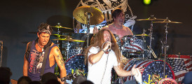 Jackyl – The Machine Shop – Flint, MI – 12/04/15