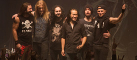 DragonForce – Royal Oak Music Theatre – Royal Oak, MI – 11/25/15