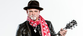 Derek St. Holmes Talks About New Whitford St. Holmes Album, Tour and More!