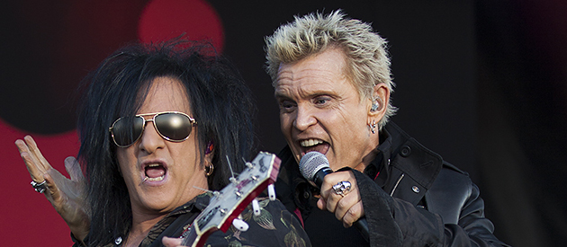 Billy Idol – 2016 National Cherry Festival – Traverse City, MI – 7/3/16