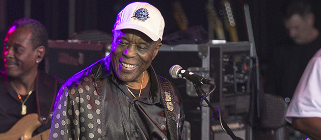 Buddy Guy – Meadow Brook Amphitheatre – Rochester Hills, MI – 7/30/16