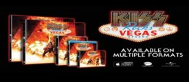CD, DVD, Blu-Ray and LP Review – KISS ROCKS VEGAS – Eagle Rock Entertainment