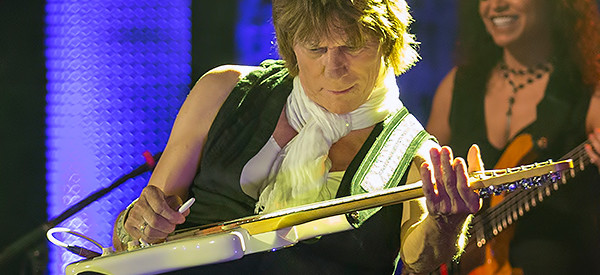 Jeff Beck – Rochester Hills, MI – Meadow Brook Amphitheatre – 7/30/16