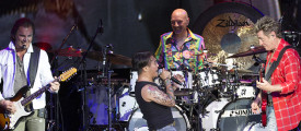 Journey – DTE Energy Music Theatre- Clarkston, MI – 8/4/16