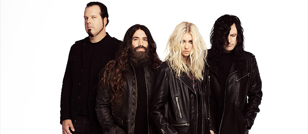 Mark Damon of The Pretty Reckless Discusses New Album, Influences, Touring and MORE!