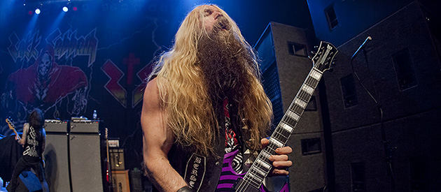 Zakk Sabbath – The Fillmore – Detroit, MI – 10/28/16