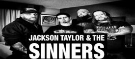 Jackson Taylor & The Sinners Announce SPECIAL LIMITED RELEASE of THE WHISKEY SESSIONS 10TH ANNIVERSARY EDITION – OUT NOW!
