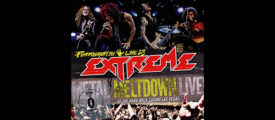 CD & Blu-Ray Review – Extreme – Pornograffitti Live 25 / Metal Meltdown – Loud & Proud Records