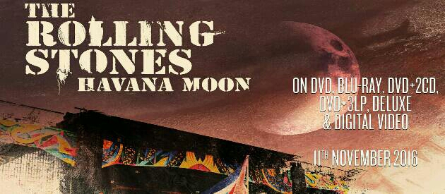 Blu-Ray/CD Review – The Rolling Stones – Havana Moon – Eagle Rock Entertainment