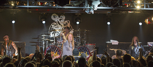 Jackyl- The Machine Shop – Flint, MI – 12/02/16