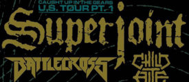 Catching up with members of Superjoint and Battlecross