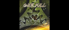 Album Review – Overkill – The Grinding Wheel – Nuclear Blast Records