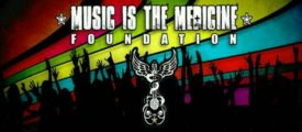 Introducing Music Is The Medicine, A Non-Profit Charitable Organization Founded by Anthony Gomes