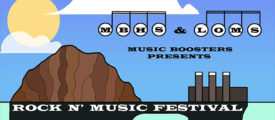 MORRO BAY ROCK 'N MUSIC FESTIVAL RAISES FUNDS FOR LOCAL MUSIC STUDENTS