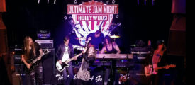 Ultimate Jam Night #99-  Live at The Whisky 3-7-2017- Show Recap