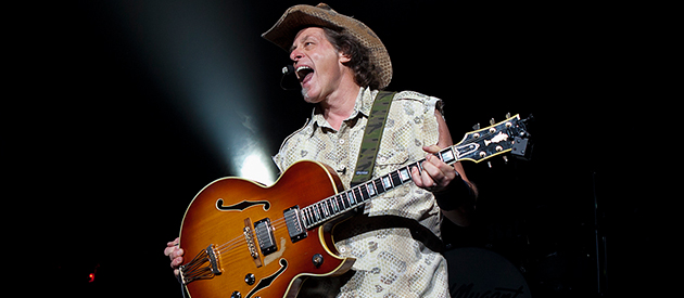 Ted Nugent Discusses His Upcoming 'Rockin America Again' Tour, Social Media, Possible New Album, and MORE