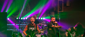 Killswitch Engage – The Fillmore – Detroit, MI 4/8/17