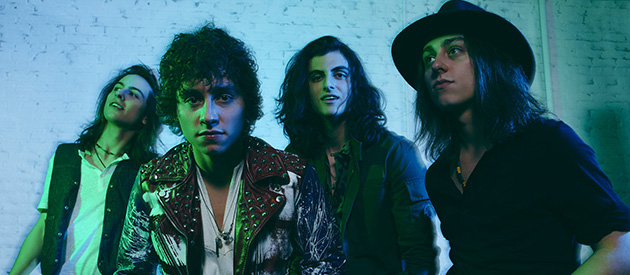 "GRETA VAN FLEET'S ""HIGHWAY TUNE"" #1 TRACK AT ROCK RADIO FOR FIVE WEEKS RUNNING"