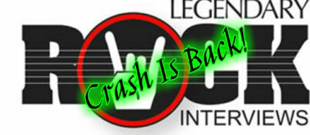 Crash Is Back - R I P  Jani Lane & Robin Williams   Legendary Rock